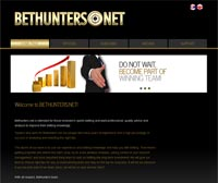 Web Sajt BetHunters Tips